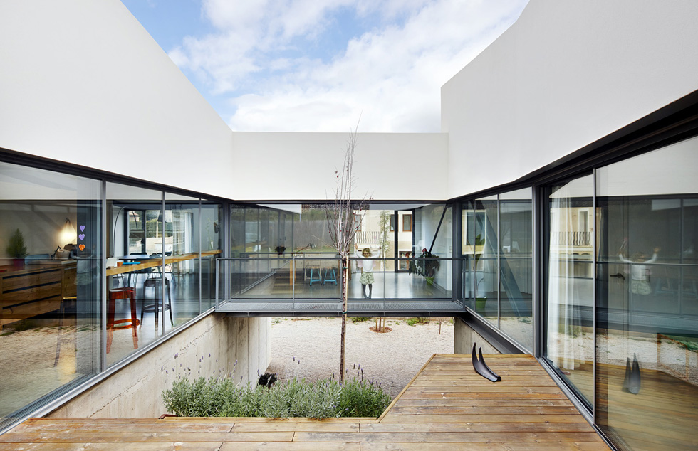 Patio House patio house – miba architects