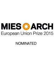 LARA RIOS HOUSE, Nominated for European Union Prize 2015